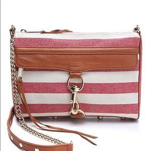 Rebecca Minkoff MAC Canvas Stripe Bag